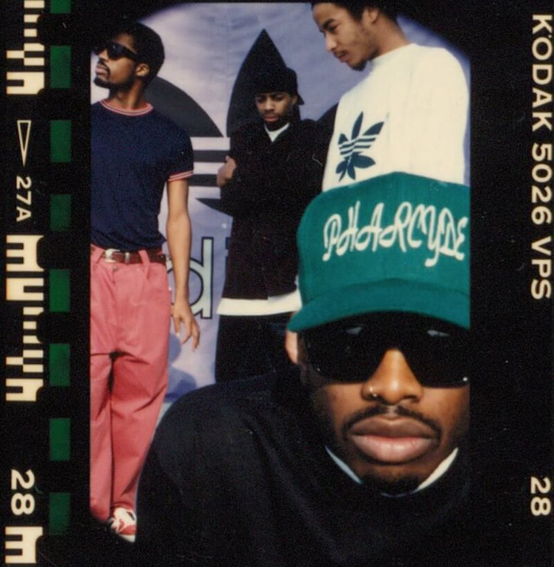 The Story Of Bizarre Ride Ii The Pharcyde Presented By