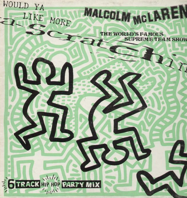 Malcolm McLaren | WhoSampled
