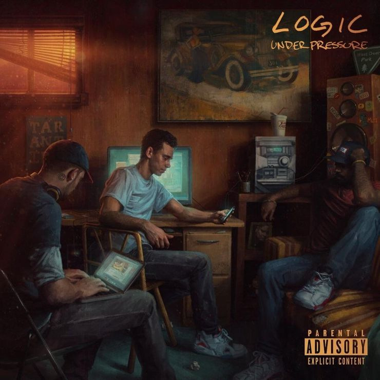 Logic 'Under Pressure': The Samples | WhoSampled