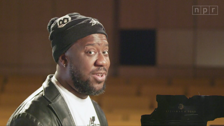 Robert Glasper Breaks Down Pete Rock & J Dilla's Jazz