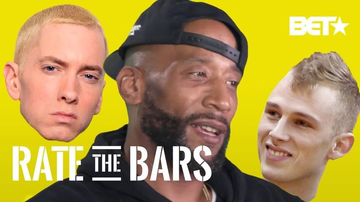 Eminem - Samples, Covers and Remixes   WhoSampled