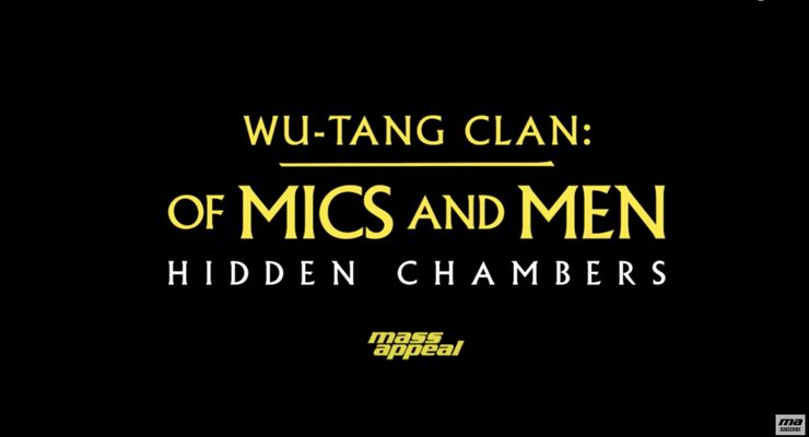 Wu-Tang Clan's 'C R E A M ' sample of The Charmels's 'As Long as I