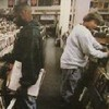 DJ Shadow's Building Steam With a Grain of Salt sample of Frankie Seay & the Soul Riders's Soul Food