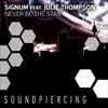 Signum feat. Julie Thompson's Never Be the Same (Myon & Shane 54 Monster Mix) remix of Signum feat. Julie Thompson's Never Be the Same
