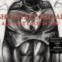 Ghostface Killah feat  Mary J  Blige's 'All That I Got Is You
