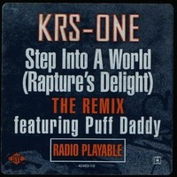 Step Into a World (Rapture's Delight) (The Remix)