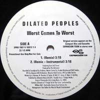 Worst Comes to Worst / Worst Comes to Worst (Remix) by Dilated ...