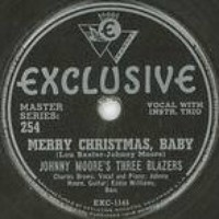otis redding cover of johnny moores three blazerss merry christmas baby whosampled - Merry Christmas Baby Otis Redding