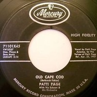 Old Cape Cod By Patti Page Samples Covers And Remixes Whosampled