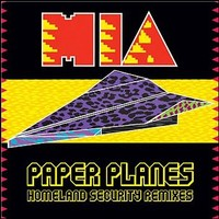 paper planes by m i a samples covers and remixes whosampled