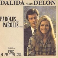 dalida alain delon paroles paroles mp3
