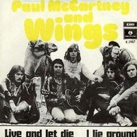 Live and Let Die by Paul McCartney and Wings - Samples, Covers and Remixes  | WhoSampled