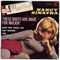 362b738bf96 These Boots Are Made for Walkin  by Nancy Sinatra - Samples