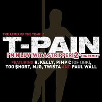 T-PAIN - Im N Luv Wit A Stripper feat Mike Jones