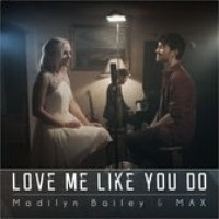 Madilyn Bailey And Max Schneider Cover Of Ellie Goulding S Love Me
